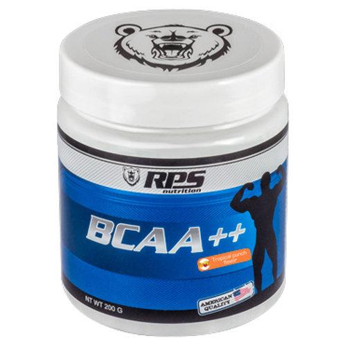 RPS Nutrition-BCAA++ 200 г - тропический пунш