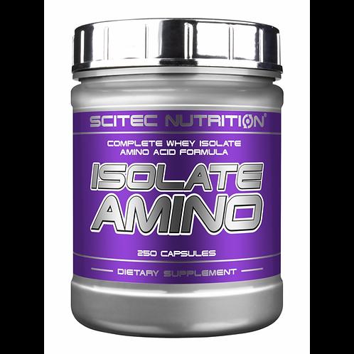 Scitec-ISOLATE AMINO SCITEC NUTRITION 250 капс