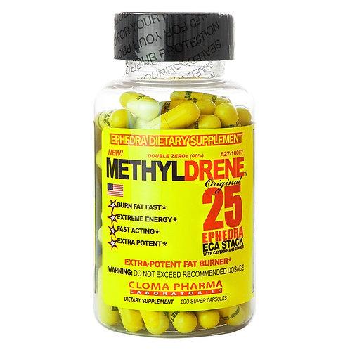 Cloma Pharma-Methyldrene 25 мг 100 капс