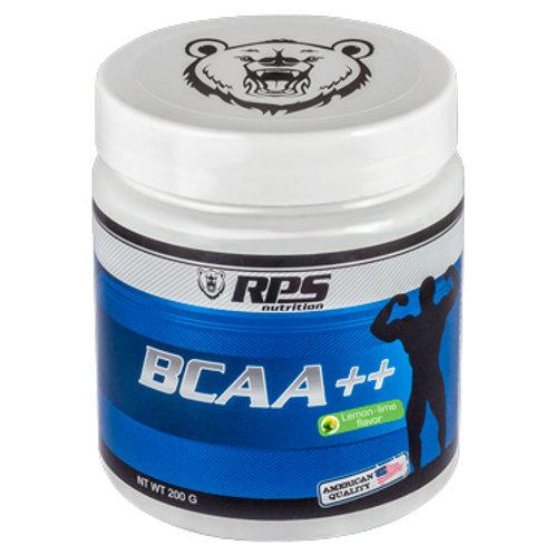 RPS Nutrition-BCAA++ 200 г - лимон-лайм