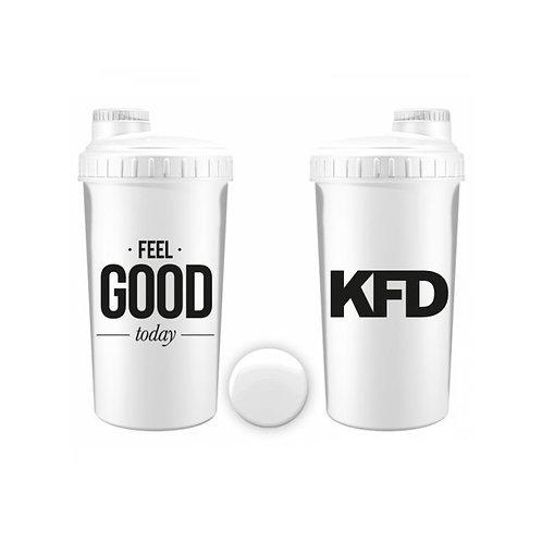 KFD-Шейкер белый 700 мл