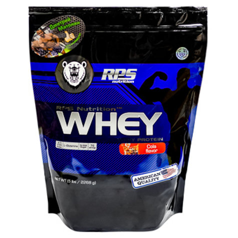 RPS Nutrition-Whey Protein 500 г - кола