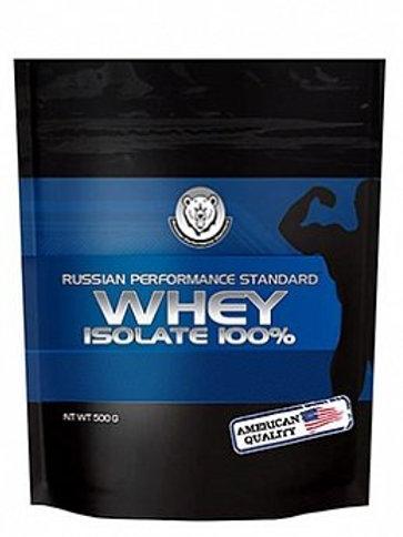 RPS Nutrition-Whey Isolate 500 г - двойной шоколад