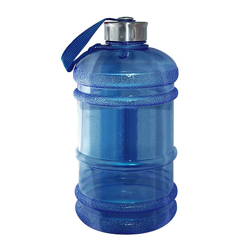Be First-Бутылка для воды БЕЗ ЛОГОТИПА 2200 мл - синяя (TS 220-BLU-NO)