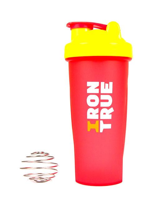 Iron True-Шейкер 700ml IRONTRUE (ITS901-600) (Желтый-Красный)
