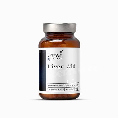 Ostrovit-Pharma Liver Aid 90 капс