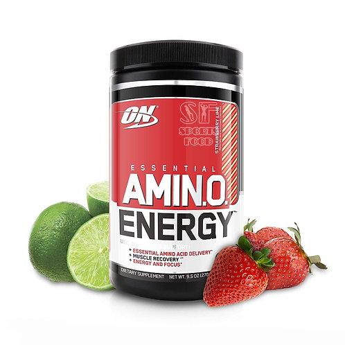 Optimum Nutrition-Amino Energy 270 гр - клубника-лайм