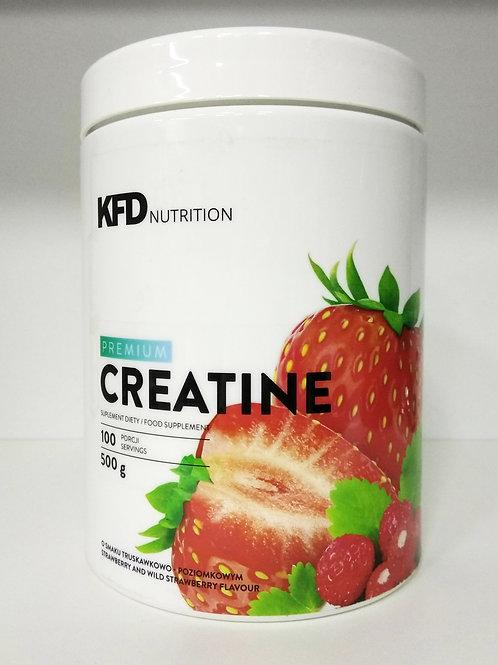 KFD-Creatine 500 гр - клубника с земляникой