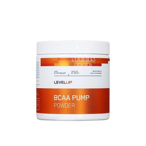LevelUp-BCAA Pump 250 г - дыня