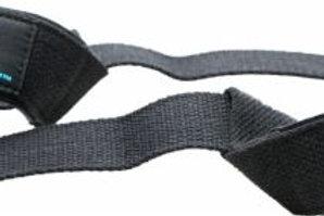 Ремни-Padded Lifting Straps черные