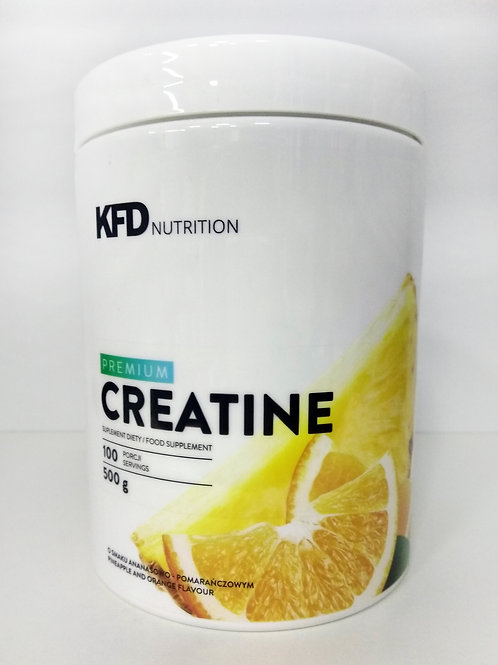 KFD-Creatine 500 гр - ананас-апельсин