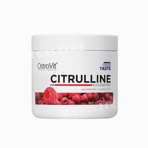 Ostrovit-Citrulline 210 г - малина