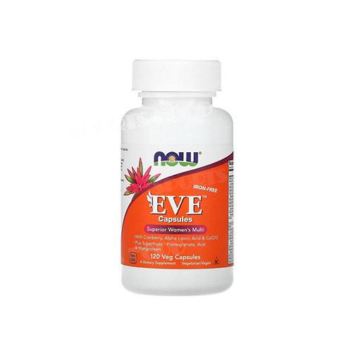 NOW-Eve Woman's Multi Vit 120 вег капс