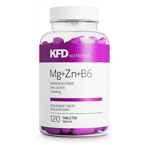 KFD-ZMA Mg+Zn+B6 120 таб