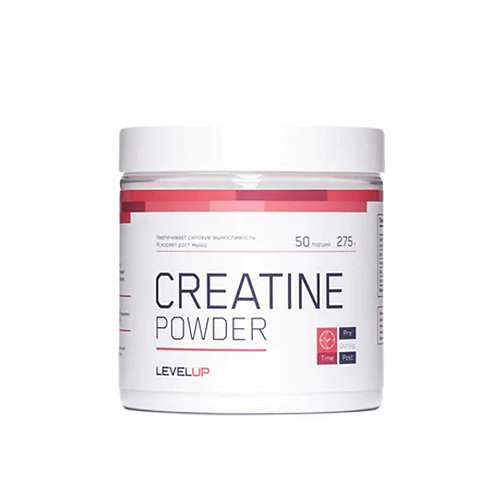 LevelUp-Creatine Powder 275 г