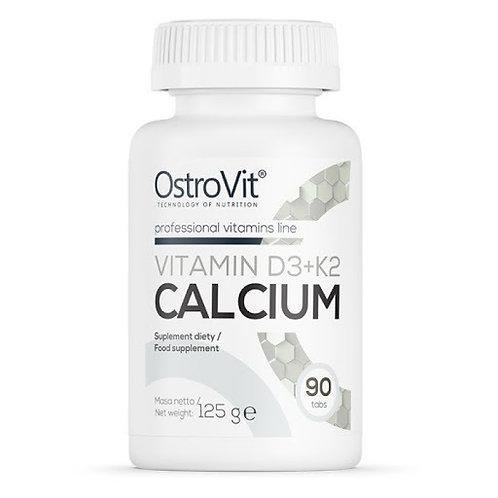 Ostrovit-Vitamin D3 + K2 + calsium 90 таб