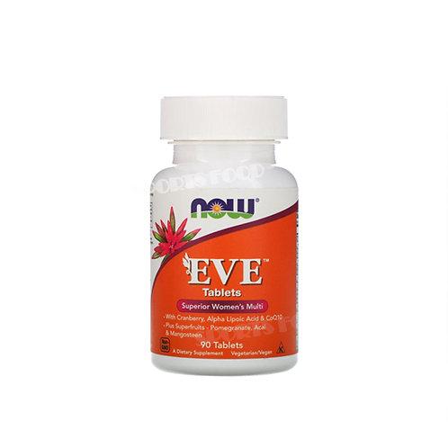 NOW-Eve Woman's Multi Vit 90 таб