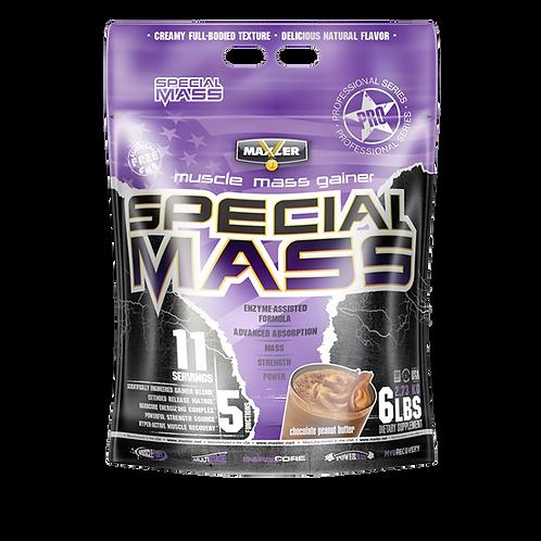 Maxler-Special Mass Gainer 2730 гр - шоколад-арахисовая паста
