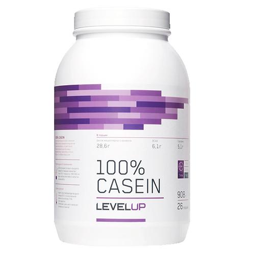 LevelUp-100% Casein 908 г - капучино