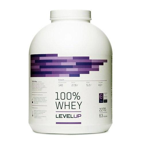 LevelUp-100% Whey 2270 г - печенье-крем