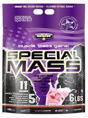 Maxler-Special Mass Gainer 2700 гр - клубника
