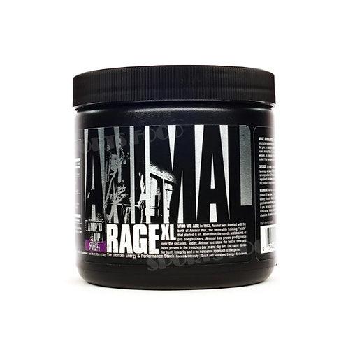 Universal Nutrition-Animal RAGE XL 154 гр 30 порц - виноград