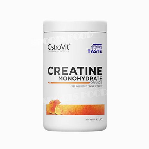 Ostrovit-Creatine monohydrate 500 г - апельсин