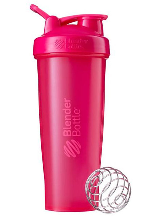 BlenderBottle-Classic Full Color 828 мл малиновый