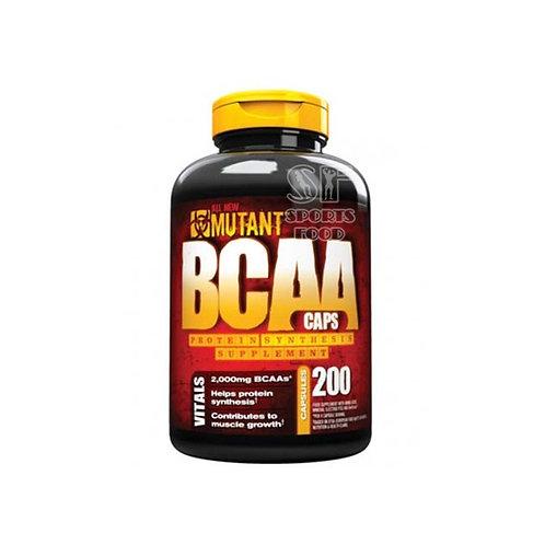 Mutant-BCAA Capsules - 200 капс