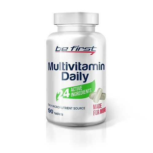 Be First-Multivitamin Daily 90 таб