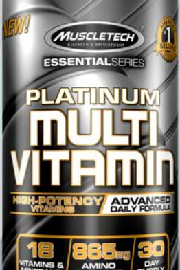 MuscleTech-Platinum Multivitamin 90 таб