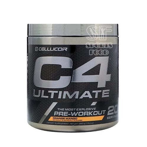 Cellucor-C4 PRE-WORKOUT чёрный 390г - апельсин - манго (20 порций)