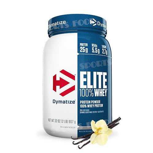 Dymatize-Elite Whey Protein 920 г - изысканная ваниль