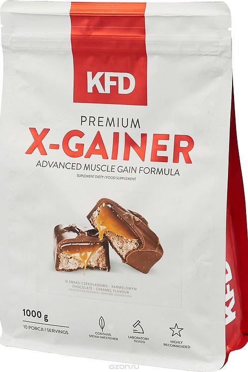 KFD-Premium X-Gainer 1000 г - шоколадно-карамельный