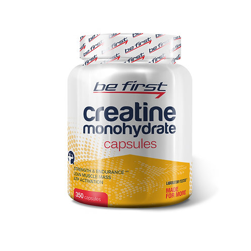 Be First-Creatine Monohydrate 350 капс