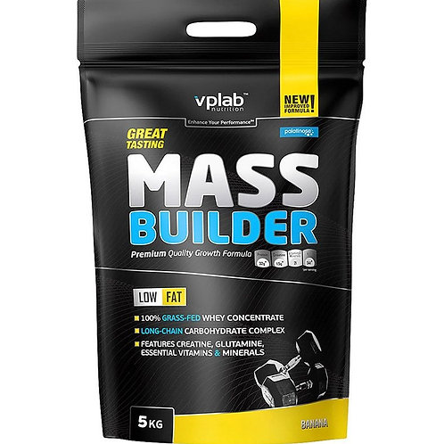 VP Laboratory-Mass Builder 5000 гр - банан