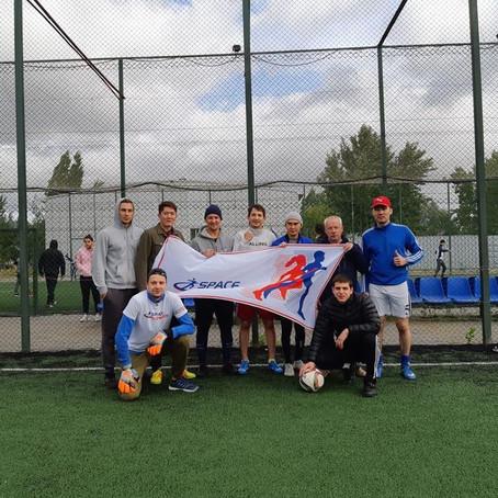 Мы приняли участие в турнире по мини-футболу