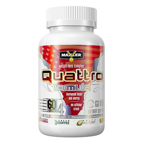 Maxler: Quattro Formula: 60 таблеток
