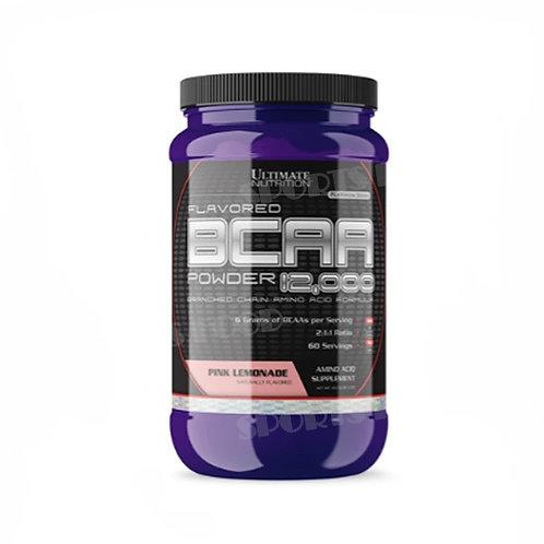 Ultimate Nutrition-BCAA 12000 457 гр - розовый лимонад