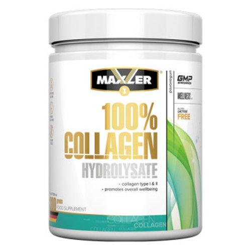 Maxler-100% Сollagen Hydrolysate 300 гр (банка)