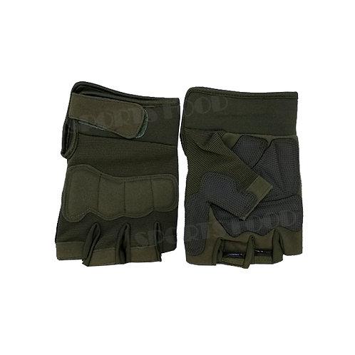 Golden-Golden перчатки хаки р-р XL