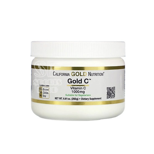 California GOLD Nutrition-Gold C 1000 мг 250 гр
