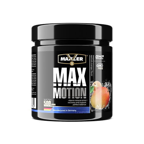 Maxler-Max Motion 500 гр - абрикос-манго (банка)