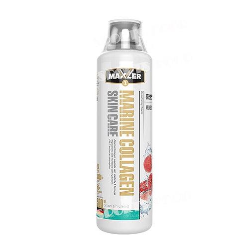 Maxler-Marine Collagen SkinCare 500 мл - клубника