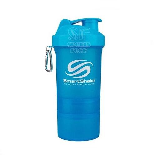 SmartShake-Шейкер Neon 600 мл - голубой