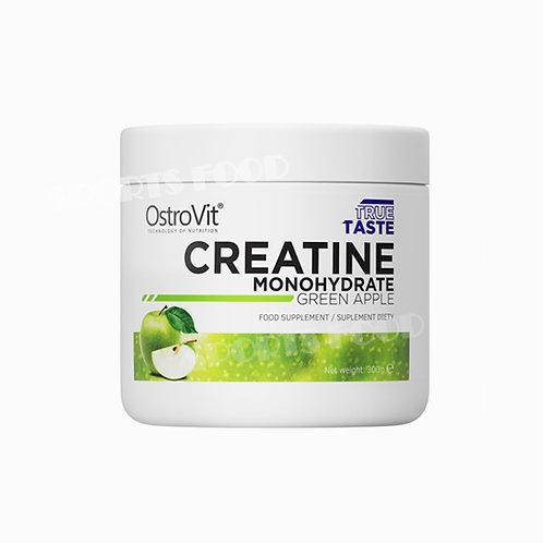 Ostrovit-Creatine monohydrate 300 г - зелёное яблоко