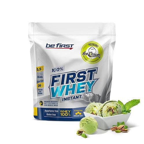 Be First-Whey instant 420 гр - фисташковое мороженое
