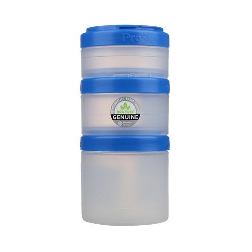 BlenderBottle-ProStak-Expansion Pak  (3 контейнера) голубой