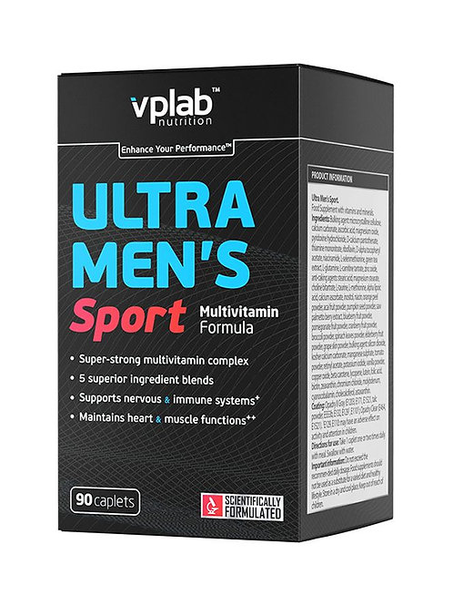 VP Laboratory-Ultra Men's Sport Multivitamin Formula 90 капс