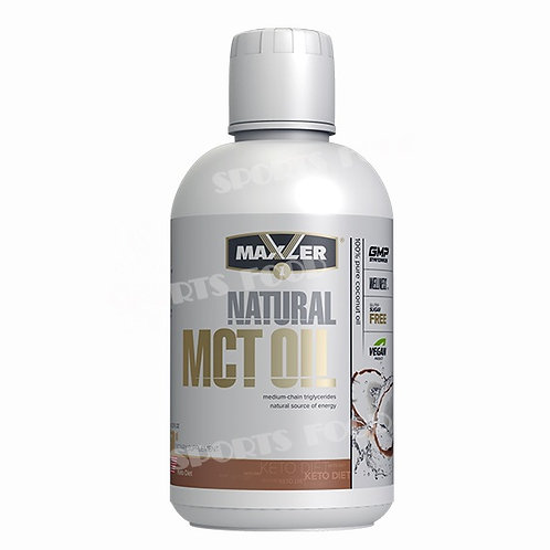 Maxler-MCT Oil Natural 450 мл